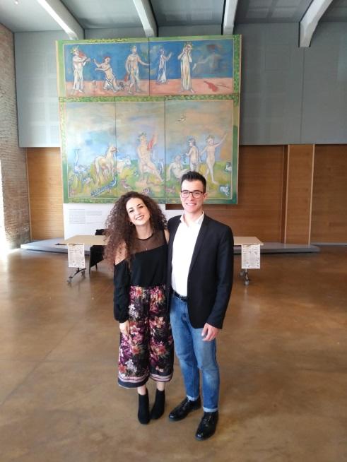 Debora Miscio e Simone Di Filippo
